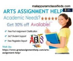 Best Arts Assignment Help | Experts Writing Help in USA