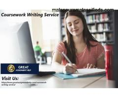 Professional Coursework Writing Service in US