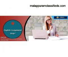 Fast Online English Assignment Help Service By Experts Writers