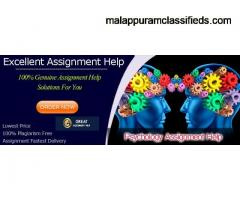 Online Psychology Assignment Help in United State