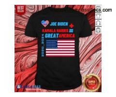 Good Joe Biden Kamala Harris 2021-46 President Iam Speaking Us 2021 Shirt