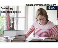 Great Sociology Research Topics in USA