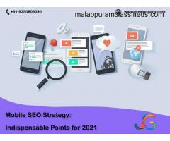 Top Points to Follow for Enhancing Mobile SEO Strategy in 2021