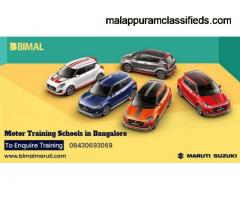 Motor Training Schools in Bangalore | Driving School in Bangalore