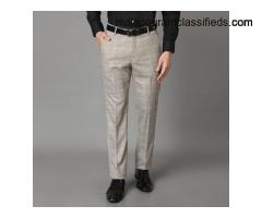 Are you searching for Branded Men's Trousers Online India?